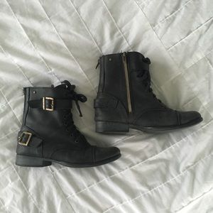 """Dolce Vita Leather Boots """"1355"""""""
